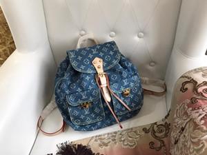 Moda Kadın Sırt Çantası Basit Preppy Stil Sırt Çantası Şık açık basit bir kız sırt çantası çanta Göğüs paket Cepler womens