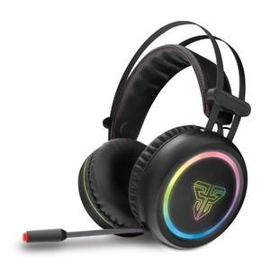 7.1 USB Gaming Headset Fones de ouvido com microfone para computador Mobile Phone Para Original NUBWO N11D