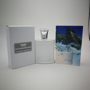 CALIENTE Credo Aventus perfume verde irlandés Tweed Silver Mountain Water para hombres Colonia 120ml alta fragancia envío libre de buena calidad