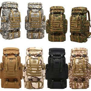 Us Army 80L 3 Liter (100 Ounce) Hydration Pack Bladder Water Bag Pouch Hiking Climbing Survival Outdoor Backpack Black (Tan) #32379
