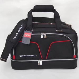 أحدث HONMA Golf Boston Bags حقيبة الجولف القماش الخشن ذات نوعية جيدة للملابس والأحذية