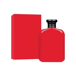 2019 новый красный флакон мужчины духи одеколон длительное время аромат свежий натуральный соблазнение номер спальня спрей 125 мл Бесплатная доставка
