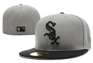 Hochwertige Hüte Sonnenhut Chicago Hut Kappe Team Baseball Bestickte Team Flat Brim Hats Baseball Größe Cap Marken Sport Chapeu für Männer Frauen