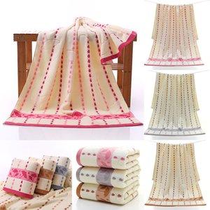 Toalha de Banho de algodão fibra de bambu gota de chuva Pequeno guarda-chuva presente macio toalha Engrossar Absorção de Água Rosto toalha Têxteis DHL WX9-1286