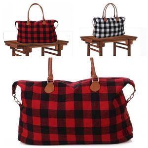17 22 بوصة حقائب اليد الرياضة في الهواء الطلق تحقق يطبع حقائب السفر الكبيرة حمل حقيبة شخصية الموضة وصول جديدة 38cw2 E1