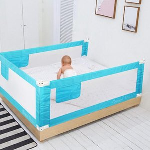 Baby Bed Fence Safty Gate Anti-fall Fence Playpen For Baby Bed Bumper Child Barrier Crib Safe Rail Protector Children Guardrail