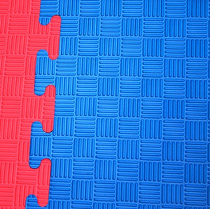 Tappetino in schiuma EVA per palestra Tappetino per EVA avvolgente in EVA Taekwondo Tatami Mat / Tapis Puzzle Sport
