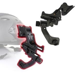 Jagd Tactical Paintball Schneller Helmhalter mit NVG J Arm Adapter
