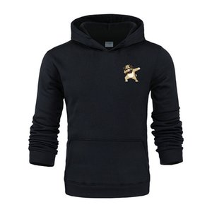 Shy Dog Print Hoodies Sweatshirt Men Women Fashion Long Sleeve Hip Hop Hoodie Casual Hoody Pullover sudaderas para hombre