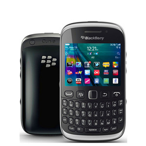 Unlocked BlackBerry Curve 9320 Original GPS WIFI GSM 3G Refurbished Phone QWERTY Keyboard WIFI 3.2MP Mobile Phone Free Shipping