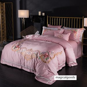 Designer luxury bedding sets Goddess Printing High-grade Quilt Set Summer Skid Resistance Bed Mat Brand Design Full Queen Size Bed Comforter