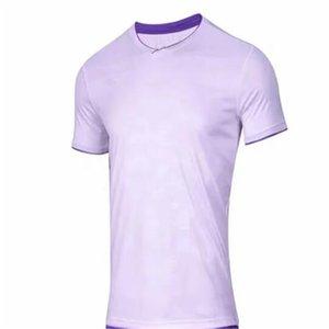 Спортивная одежда Quick Dry дышащий бадминтон рубашки, женщины / мужчины черный / синий настольный теннис одежды командная игра обучение гольф поло футболки-88
