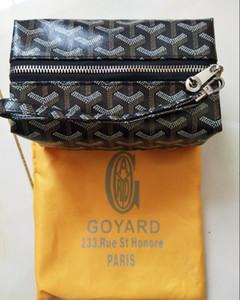 2020 Nouvel Arrivage femmes voyageant toilettes sac mode GY femmes design sac grande capacité de lavage des sacs de cosmétiques maquillage monnaie sac pochette