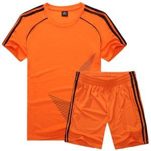 18 nova a melhor roupa roupas equipe de bordo luz jogo de futebol jersey treinamento personalizado futebol terno crianças código impresso tamanho de futebol