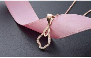 S925 pingentes de prata esterlina CZ ordem mista de mulheres de qualidade superior para colares de prata CZ banhado a ouro fábrica de jóias vendedor DDS2057