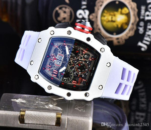 2,020 시계 비즈니스 캐주얼 시계 다기능 시계 mene 또는 워메 6 핀 운동