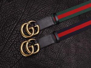 Femmes nad hommes creux en cuir ceinture féminine boucle ardillon occasionnels sauvages dames ceinture rétro mode jeans décoratifs avec boîte 028