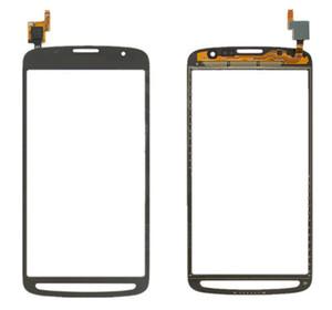 لمس الشاشة لسامسونج غالاكسي S4 نشط I537 ، I9295 E470S لوحة زجاج أمامي عدسة استبدال أجزاء الاستشعار