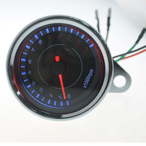 오토바이 수정 속도계 오토바이 전자 속도계 계기