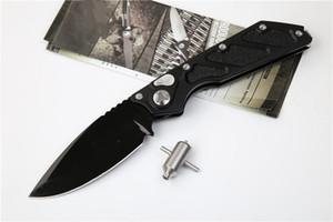 Рекомендуем Micr DOC Killswitch Black Blade белый клинок Охотничий складной карманный нож Нож выживания Рождественский подарок для мужчин копирует D2