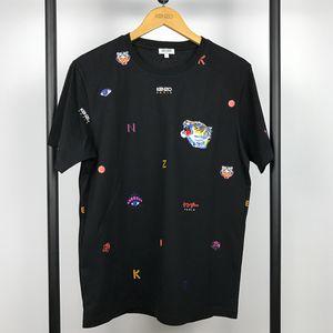 Donne designershirts di lusso della signora l'Summer T-shirt classica Tiger Pullover manica corta femminile Brandshirt T superiori Camicie Ragazze A1LO4 B105591L