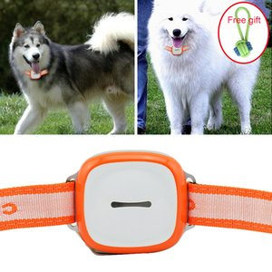 Mini Pet GPS Tracker Cat Dog 2160 Hours Standby GSM GPRS Tracking Locator With SOS Alarm System Tracking Device Waterproof