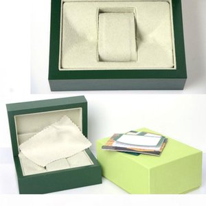 high quality Wooden Watchs Boxes Gift Box Wooden box Brochures cards box Crown Watch Boxes Watch Boxes Cases