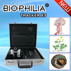 El X3 Versión Biofilia Rastreador más nuevo con el escáner 4D biorresonancia Máquina - Función Aura Chakra Healing fisioterapia