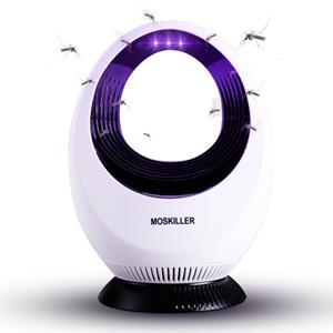 2019 nuovo hollow luce UV moschide killer interfaccia USB ABS non tossico protezione ambientale nuova produzione materiale grande capacità mosquit