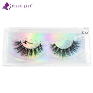 Free sample 3d real mink eyelash D series 15 styles cruelty free 100% handmade comfortable lingt lashes 3d false strip eyelashes vendor