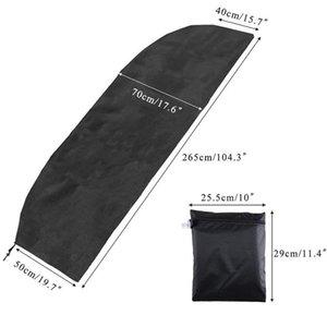 200-280cm Outdoor Patio copertura dell'ombrello protettivo impermeabile con chiusura lampo per il giardino di caso Ombrelloni Ombrellone a sbalzo