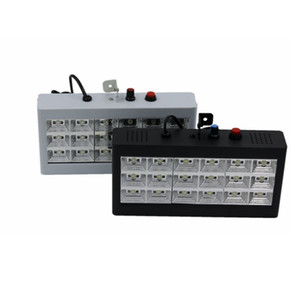LED Strobe Lumière 18 PCS RVB Flash Light KTV Club Famille Par DJ Disco Party Éclairage De Scène Bar Projecteur Lampe