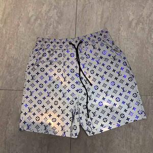2020 Männer Modedesigner wasserdichtes Gewebe Sommer Männer Shorts Markenkleidung Badebekleidung Nylonhose Strand Board Shorts Schwimmen