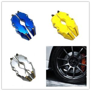 2PCS Automobile Auto Pinza freno copertura decorativa del freno a disco della copertura del compasso tridimensionale