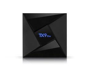 Android 7.1 TV BOX TX9 PRO Amlogic S912 Octa çekirdekli 2GB / 16GB 2,4G / 5.8GWIFIBT4.1 HDMI2.0 akıllı kutu CS