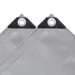 Lona 650 G / M 1.5 X 10 M Gris Otras Home Textile