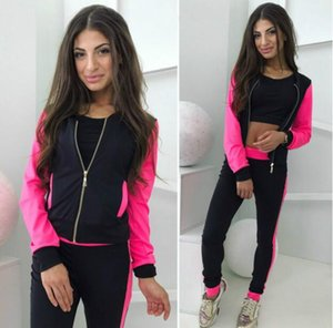WWhot sell Women's 2 Piece Womens Tracksuits Cowl Neck Letters Printed Ladies Casual Sports Suits Relaxed Womens Clothing