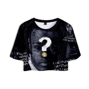 XXXTENTACION 3D T-shirt WOMEN men Summer short t shirt Kawaii tshirt women Casual Harajuku 2020 Plus Size Clothes
