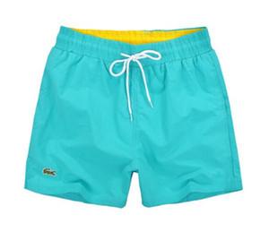 Marca do cavalo lqpolos marca Shorts Masculinos Verão polo Praia Surf Swim Esporte Swimwear Boardshorts ginásio bermudas calções de basquete