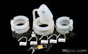 HOLYTRAINER PrisonBird Стандартный Мужской пояс целомудрия устройства Cage Kit - Включая 3 Кольца HoD Holy Trainer V2 Фетиш БДСМ W668!