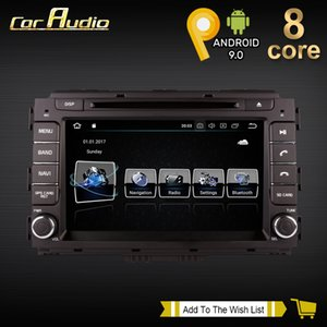 جديد! 8core أندرويد 9.0 4+32G Car dvd multimedia Player GPS Navigation For KIA Carnival Sedona 2014 2016 2017 2018 car radio