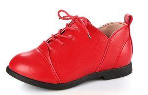 2019 new Korean Princess children's shoes girls black shoes boys leisure small white shoes