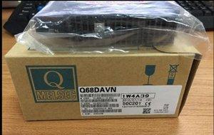 modulo di ingresso da 1 anno Trasporto di garanzia in tutto il mondo 1PC originale nuova Q68DAVN MitsubishiQ68DAVN PLC Q Series analogico