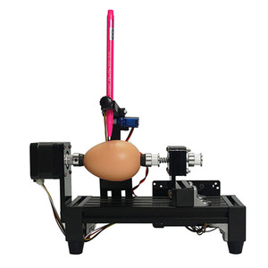 Disassembled LY normal size eggdraw eggbot Egg-drawing robot draw machine Spheres drawing machine drawing on egg and ball for education chi