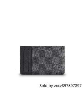 N62666 Neo Porte Cartes real de los hombres carpeta larga de cuero CADENA DE CARTERAS COMPACT MONEDERO tarde de los embragues CLAVE titulares de la tarjeta