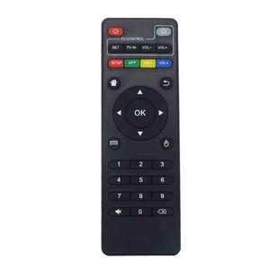 Universal IR Remote Control For Android TV Box H96 max V88 MXQ T95Z Plus TX3 X96 mini H96 mini Replacement Remote Controller LLFA