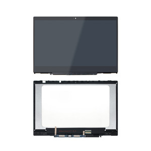L20553-001 L20558-001 Nuovo Full HP X360 14.0 '' 1366 + 768 LCD LED Touch Screen Digitizer Assembly Bezel