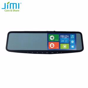 JIMI JC600 3G Smart Car Даш Cam Android система с 5-дюймовым IPS экран автомобильный видеорегистратор Android GPS навигации GPS Tracker Mirror DVR APP