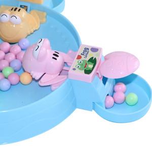 Rana hambrienta comiendo frijoles niños juegos de estrategia de mesa juguete familia competitivo interactivo alivio de estrés juguete juegos interesantes