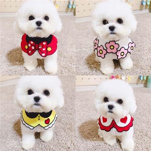 Pet Accessories Dogs Bibs Cat Bowtie Dog Bandana Pet Supplies Accessories for Dogs Scarf Pet Products Mascotas Perros Accesorios Bwkf